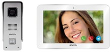 Kit videocitofono IP Wi-Fi HD con Monitor Tablet